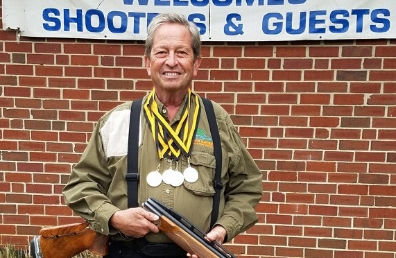 Dana Hood in the Maryland State and World Championships
