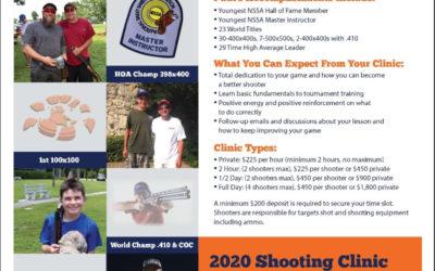 GIAMBRONE SHOOTING CLINICS