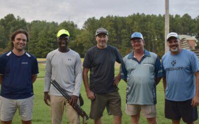 Bealmear Memorial Shoot Winners