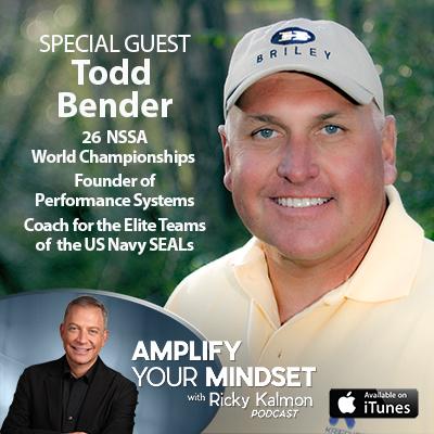 Amplify Your Mindset Podcast – Episode 95 – Todd Bender